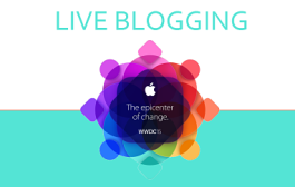 Apple WWDC (Worldwide Developers Conference) 2015, a conferência para desenvolvedores iOS e OSX