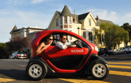 [ESPECIAL] Scoot, o futuro do transporte urbano