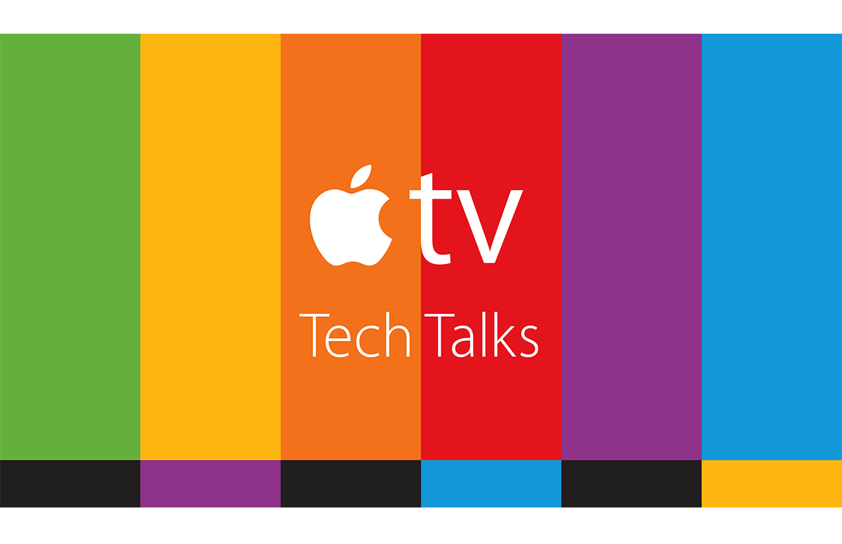 Apple TV Tech Talks: desenvolvimento gratuito para smart TV