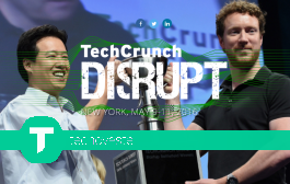 TechCrunch Disrupt New York 2016