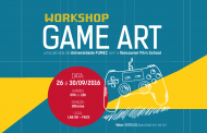 Workshop Game Art com Peter Walsh e Mike Hayes na FUMEC (BH)