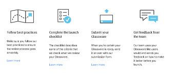 Aprovando Seu Aplicativo Do Glass Na Loja Oficial (Dev)