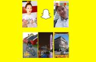 Filtros Geográficos do Snapchat: molduras virtuais para eventos e locais