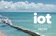 IoT Weekend Recife: internet das coisas e desenvolvimento à beira mar