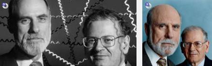 Vint Cerf Bob Kahn TCP