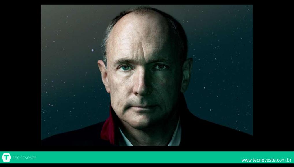 [ESPECIAL] Tim Berners-Lee: O Pai da WEB