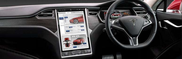Tesla Car Inbox