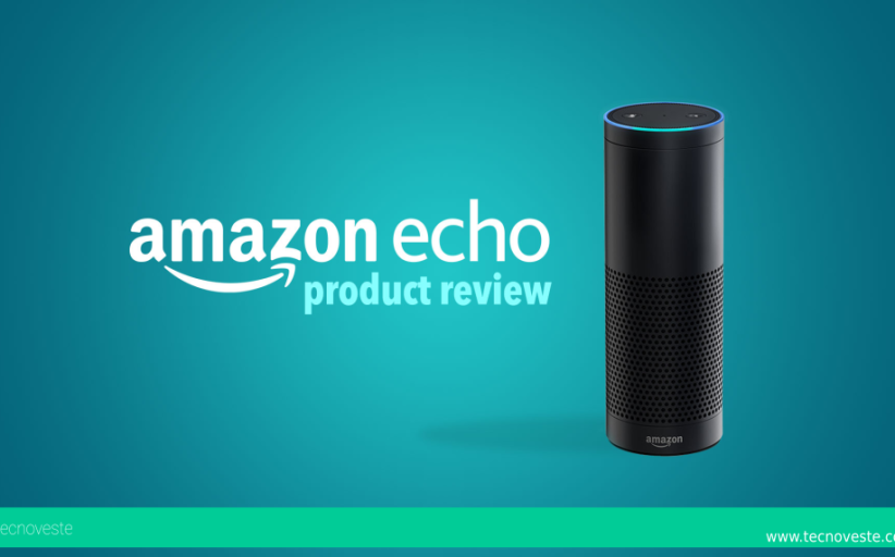 Echo: o Assistente de voz da Amazon!