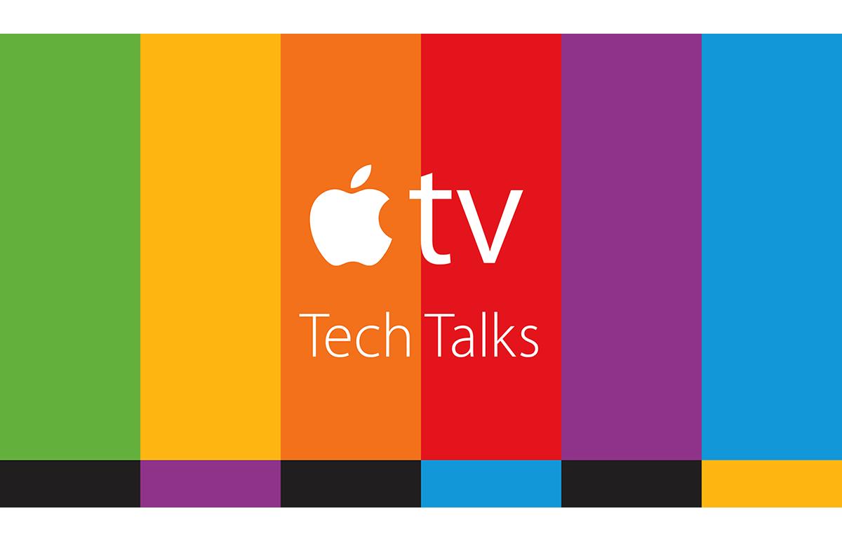 Apple TV Tech Talks: desenvolvimento gratuito para smart TV