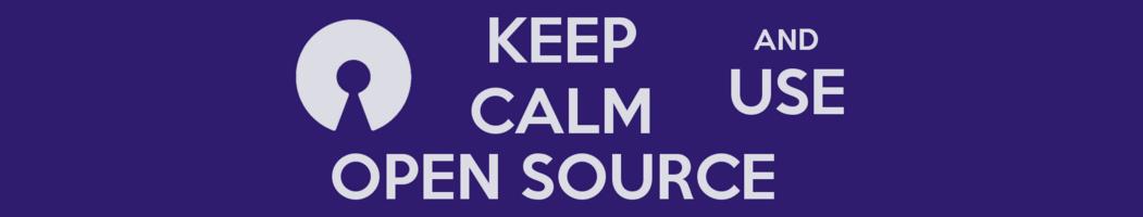 keep calm open source