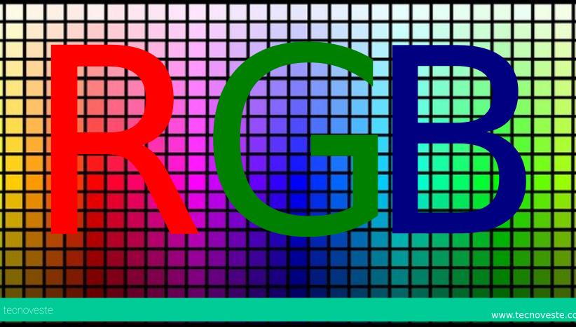 RGB e Imagens da internet