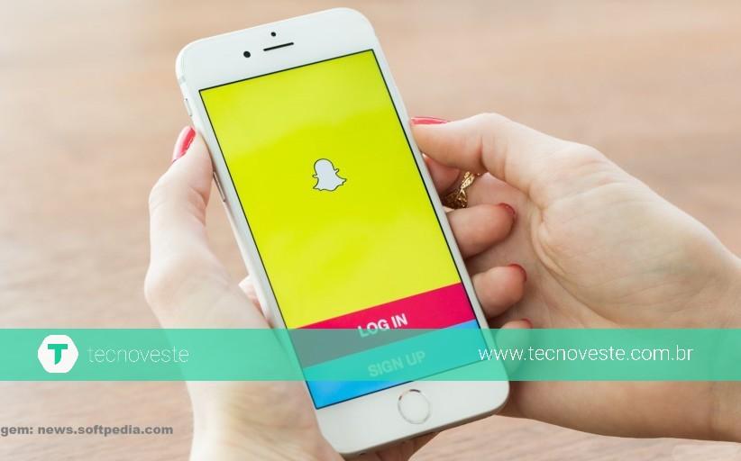 Tutorial do Snapchat #1: login e tela inicial