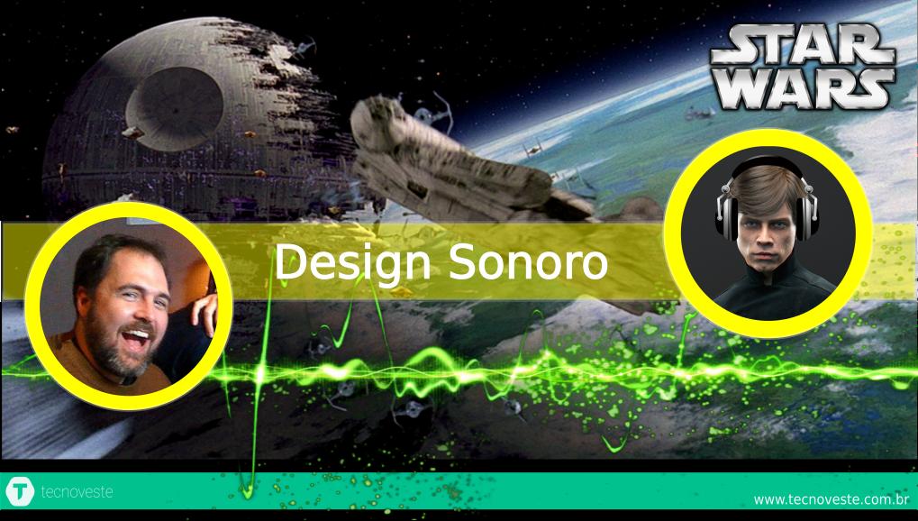 O indicado ao Oscar David Acord e o design sonoro de Star Wars