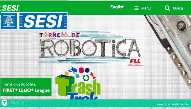 Torneio Nacional de Robótica 2016 – Taguatinga DF