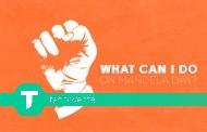 Mandela Day: Dia Internacional Nelson Mandela.