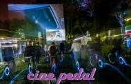 Cine Pedal: pedale e gere energia