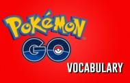 Pequeno Dicionário do Pokemon Go