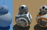 BB-8: a origem do robozinho bolinha do Star Wars