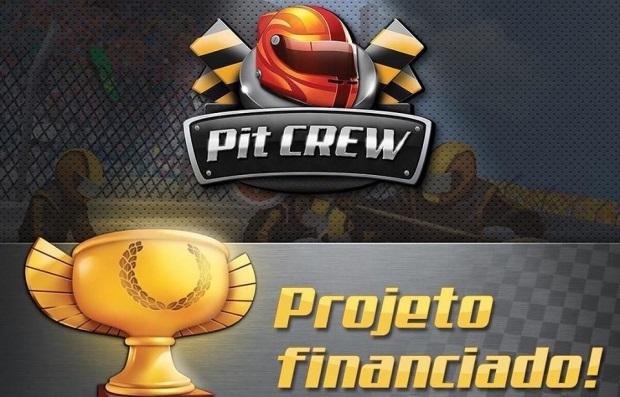 Crowdfunding do Pit Crew, o jogo de tabuleiro de Pit Stop de Corrida de Carros