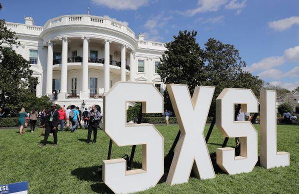 South by South Lawn (SXSL): tecnologia na Casa Branca