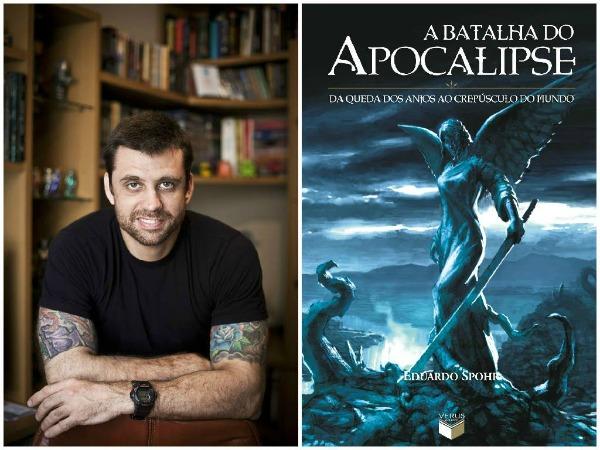 [ESPECIAL] Breziliyali yazar Eduardo Spohr Kitabını Armageddon İstanbul Kitap Fuari'de başlatacak