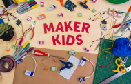 Maker Kids do Brasília FABLAB: diversão e conhecimento para as crianças durante as férias