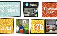 1º Encontro de Youtubers do Tecnoveste com Oficina de Atores em Brasília