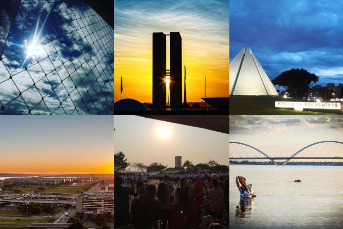 """Ganhe 1.000 reais para tirar fotos no Instagram: Concurso Cultural 'Bom dia, Brasília!"""""""