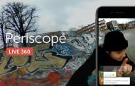 Periscope Live 360: um portal virtual para vídeos ao vivo em qualquer parte do mundo