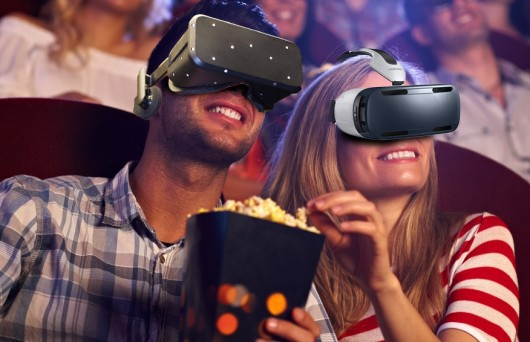 Realidade Virtual no Festival de Cinema do SXSW