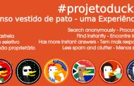 O Projeto DuckDuckGo: união de forças em prol de um objetivo!