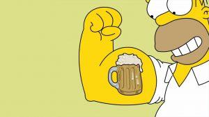 A cerveja deu origem às civilizações.