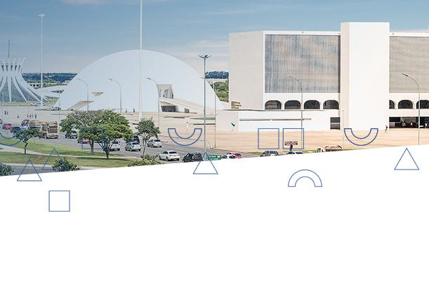 Estão abertas as incrições para o Concurso Cultural Marca Brasília que vai escrever uma nova marca para Brasília