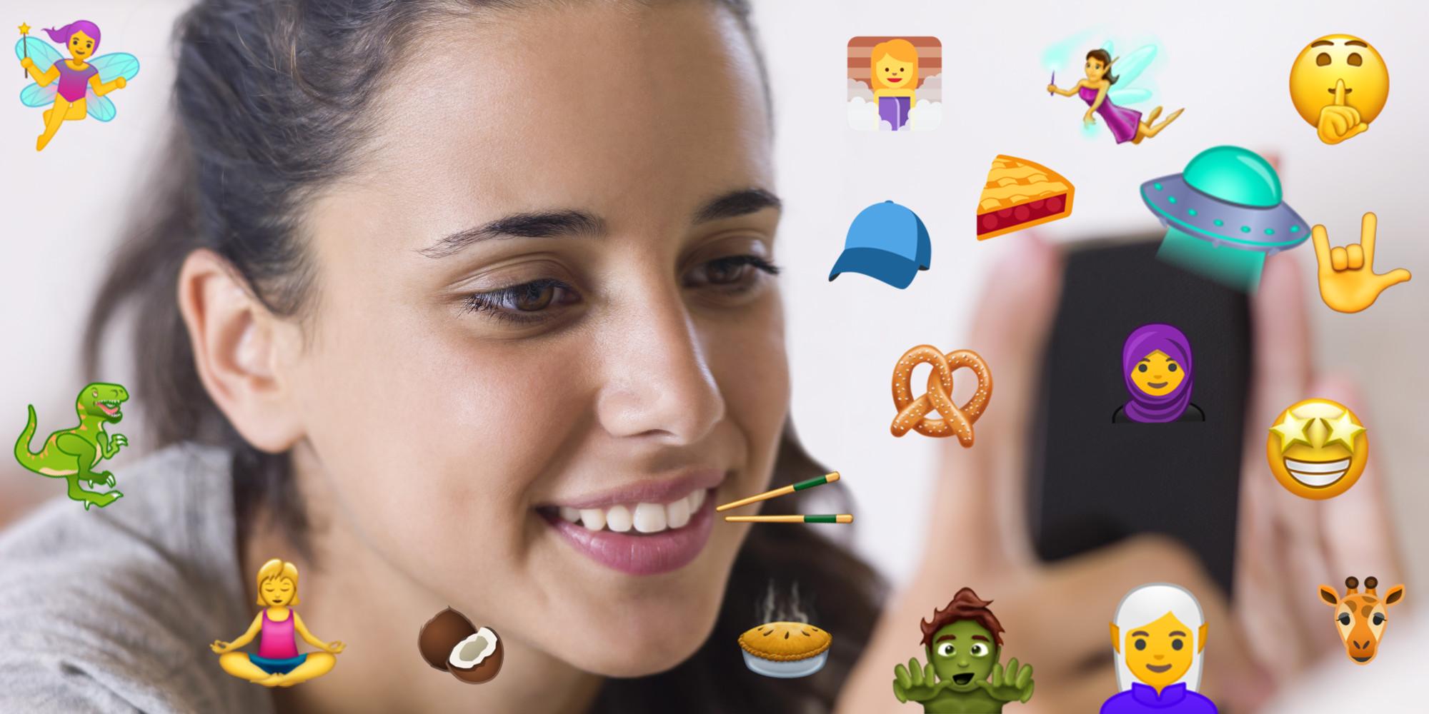 Novos Emojis para você arrasar em 2017 nas redes sociais