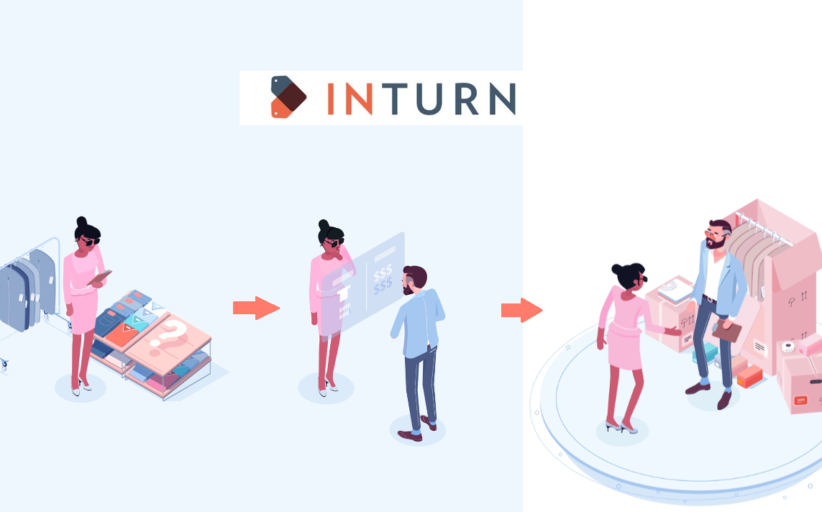 Como vender seu estoque excedente e comprar itens mais baratos para o seu negócio com a startup INTURN