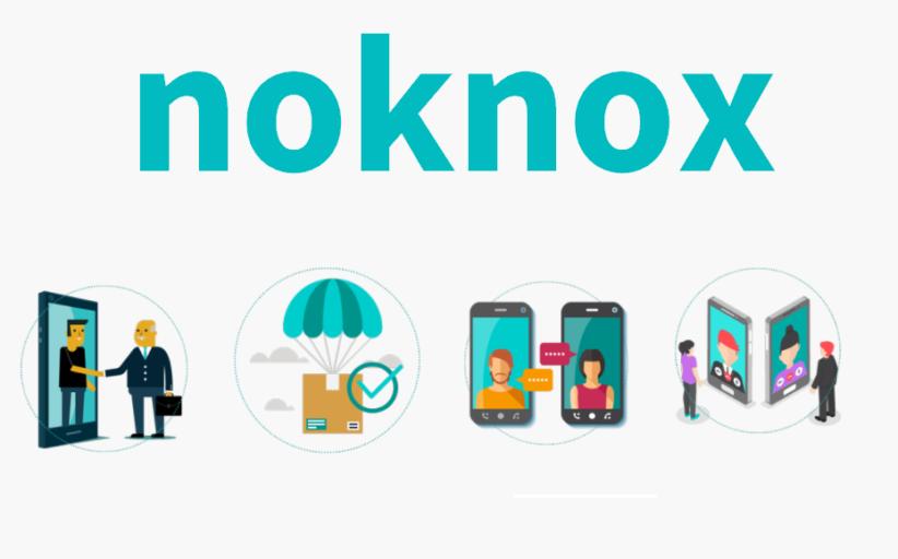 Noknox: campainha digital inteligente para sua casa e para a vizinhança