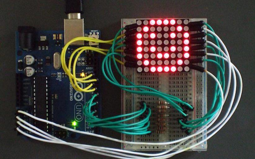 Oficina de Arduino no Open Day – Lab Aberto no P7 Criativo
