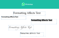 Como formatar o texto no WhatsApp para destacar partes importantes das suas mensagens