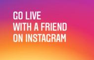 Como fazer uma Live no Instagram com um Amigo simultaneamente (tela dividida)