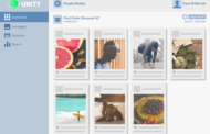 Unity Influence: trabalho infinito para criadores de conteúdo online