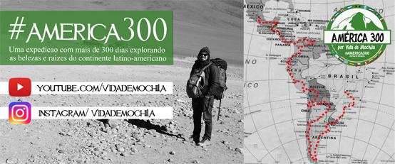 Mochileiro assaltado, @VidadeMochila, utiliza financiamento coletivo para salvar sua viagem